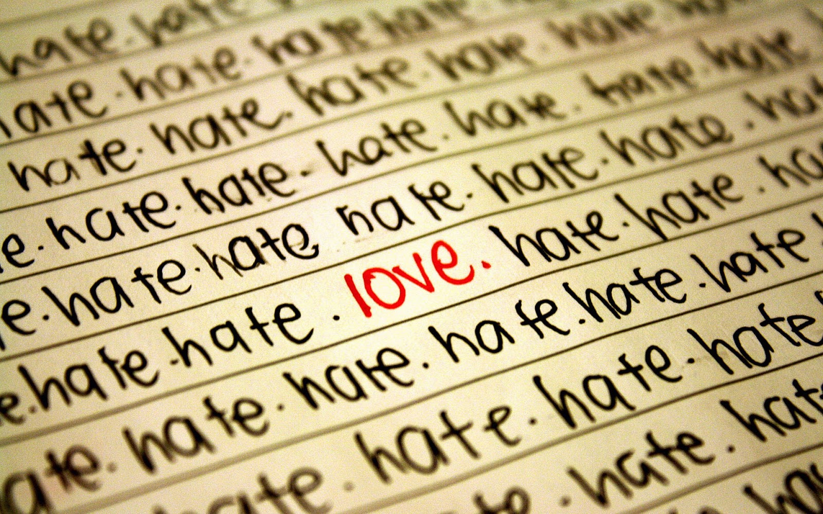 I Hate love text against lovers pictures images