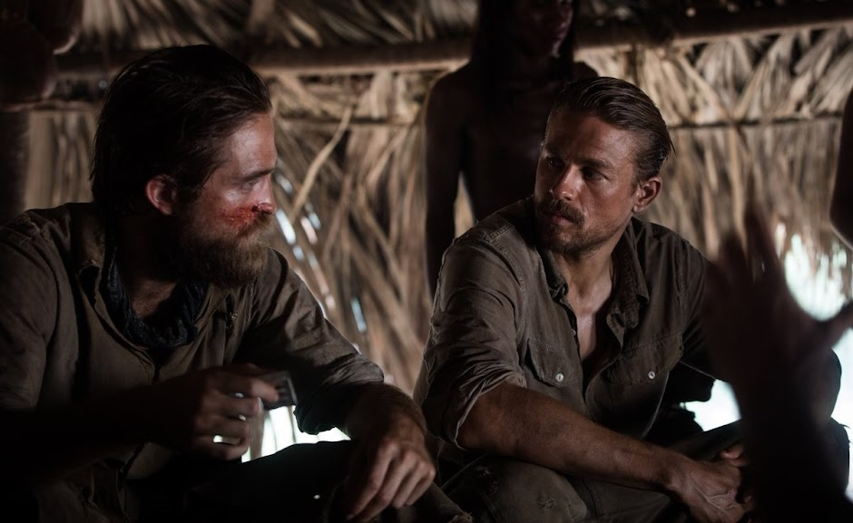 "Charlie Hunnam, Robert Pattinson e Tom Holland no 2º trailer de ""Z: A Cidade Perdida"""