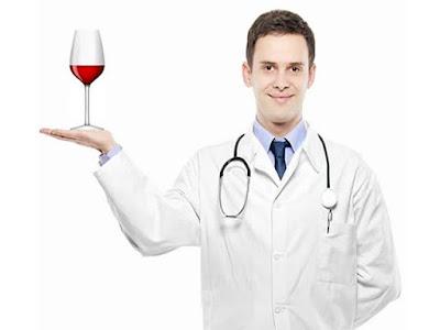 boire vin rouge pour maigir