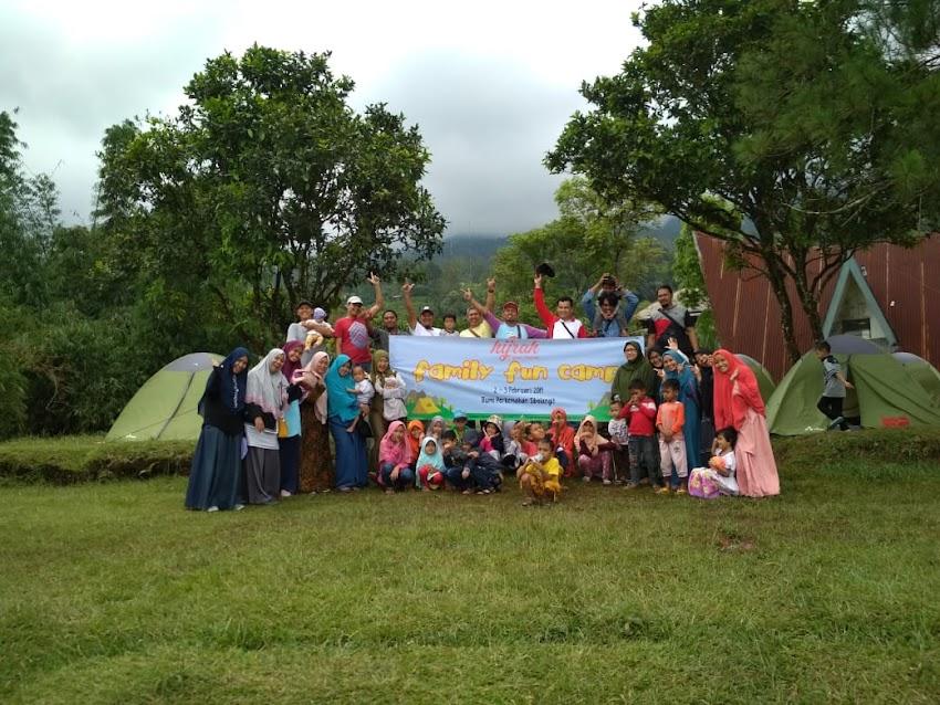 Hijrah Family Fun Camp - Hari Pertama