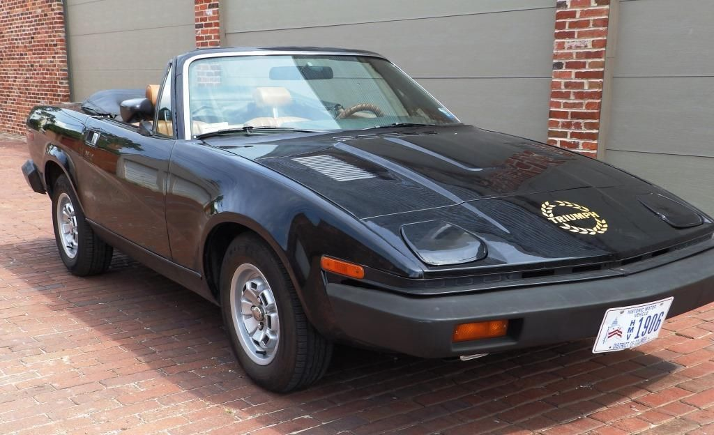 Daily Turismo Bangers And Sushi 1980 Triumph Tr7