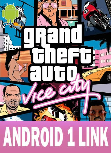 [ANDROID] Descargar Grand Theft Auto Vice City APK ESPAÑOL 1 LINK SIN ACORTADORES