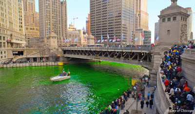 Chicago St Patrick's Day Parade 2018