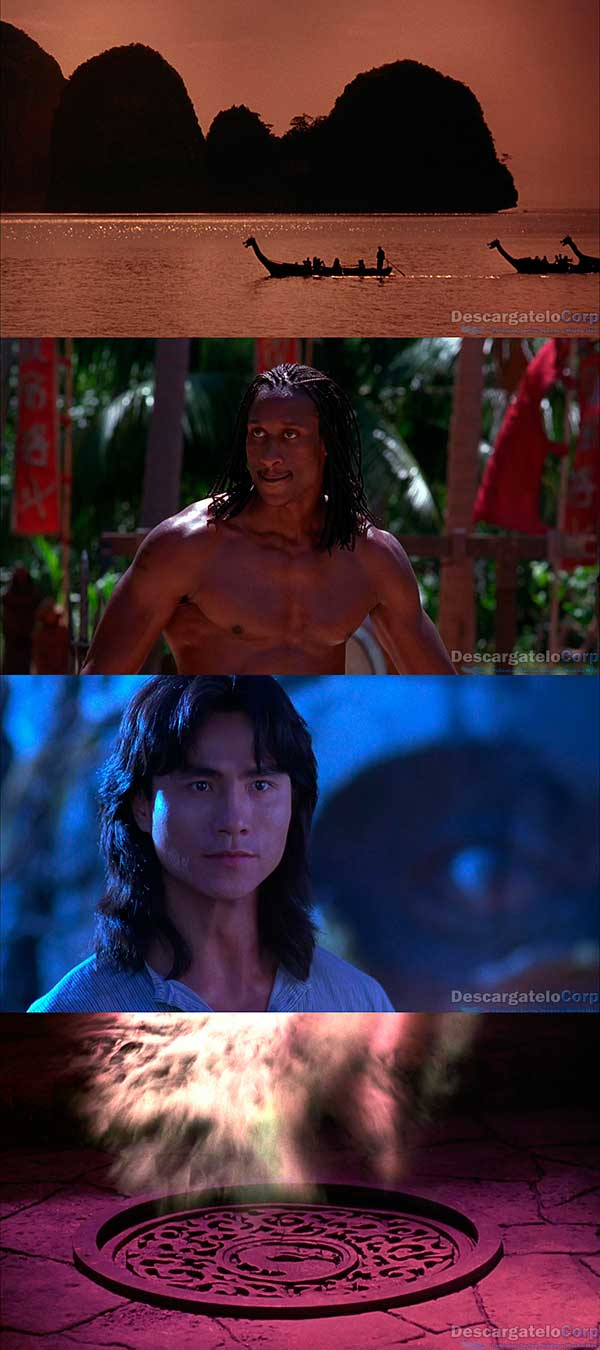 Mortal Kombat (1995) HD 1080p Español Latino
