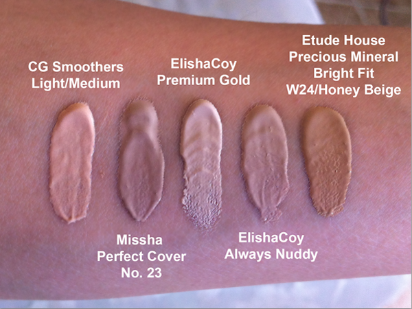 Smoothers Lightweight BB Cream by Covergirl #9