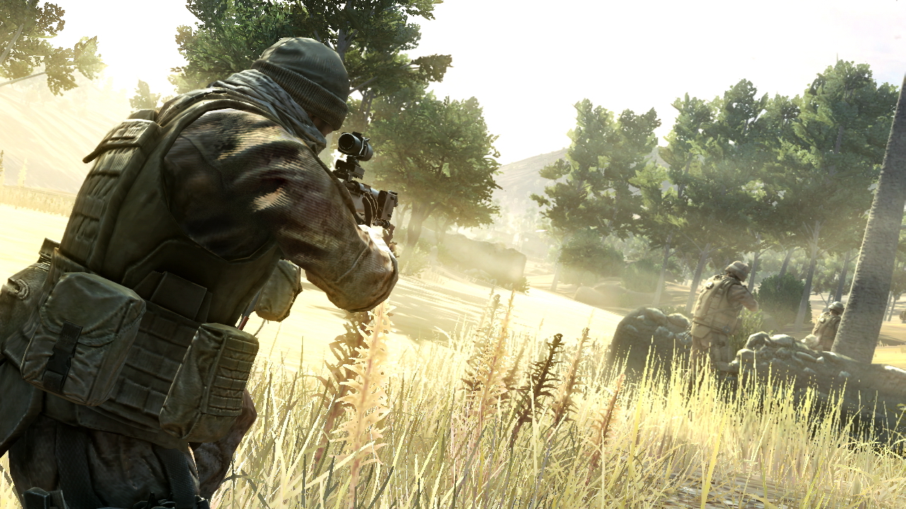Operation Flashpoint Red River System Requirements