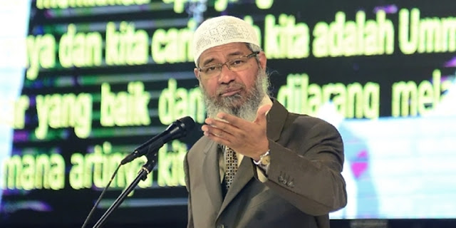 Pesan Zakir Naik pada Umat Islam di Indonesia agar Menyampaikan Kebenaran Islam kepada Non Muslim