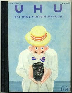 Uhu Magazine German Allemagne