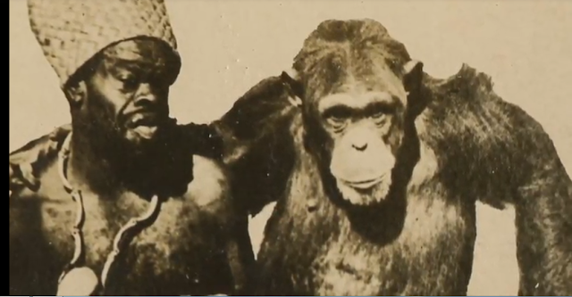 "Still from the trailer for ""Human Zoos"""