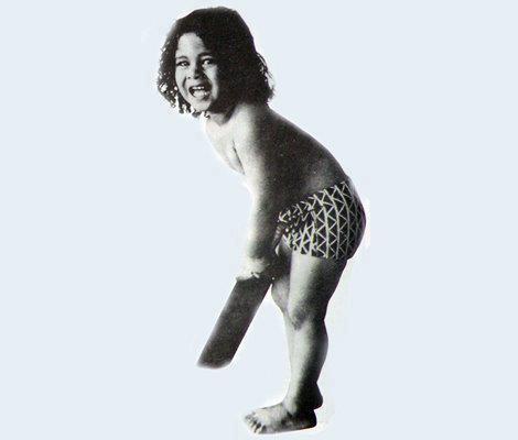 Sachin Childhood photos