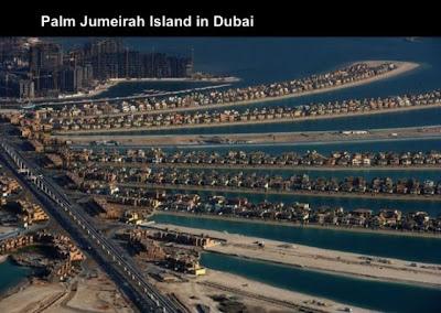 La Isla Palm Jumeirah  en Dubai