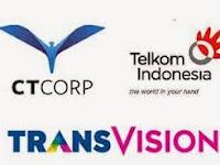 Lowongan Kerja di TransVision - Semarang, Yogyakarta, Solo, Magelang (Sales Manager, Cluster Manager, SPV Sales, Sales Agent / Marketing)