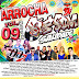 Cd (Mixado) Big Som Saudade (Arrocha 2018) Vol:09