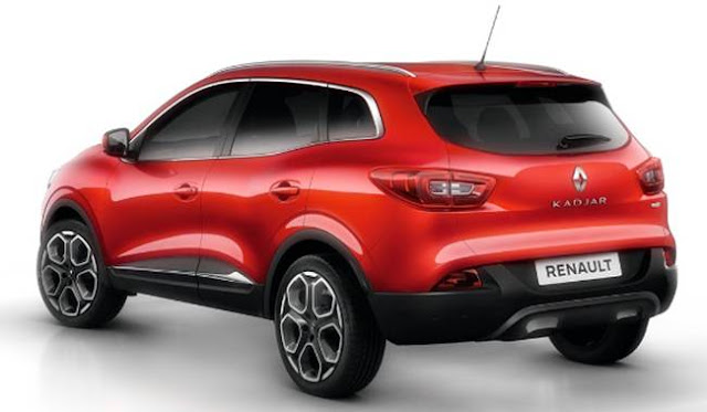 2018 Renault Kadjar Price, Release Date, Specs