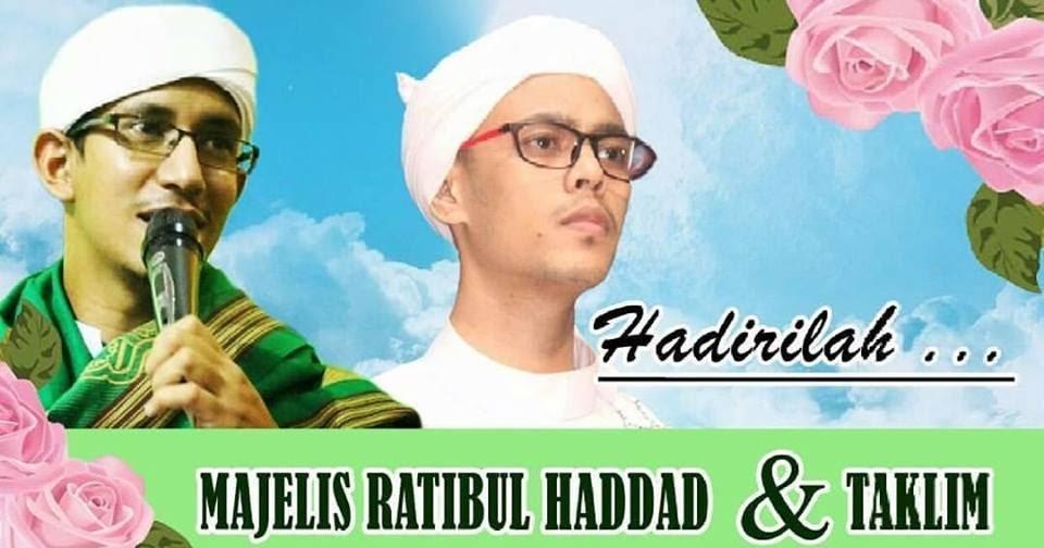 Majelis Ratibul Haddad | Download MP3 & Jadwal Majelis