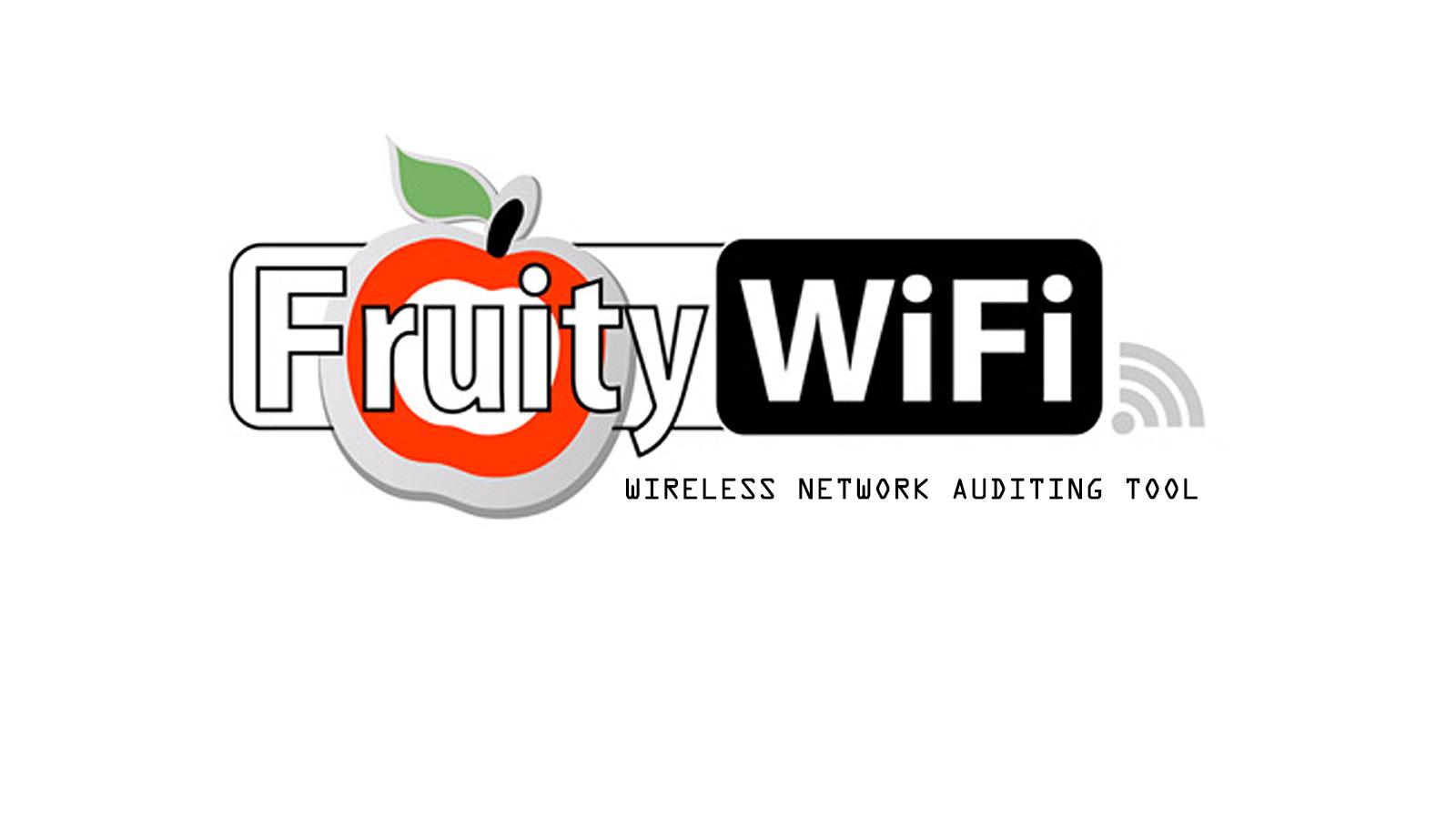 FruityWiFi  WiFi Network Auditing Tool