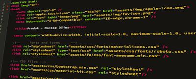 Uji Kemampuan Kalian Tentang HTML dan CSS - Mas Devz