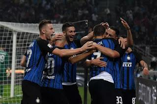 Inter Milan vs Verona Live Stream - 30 October 2017 - Italy - Serie A