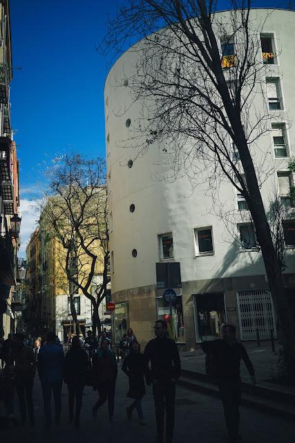 アルジェンテリア通り(Carre de Argenteria)