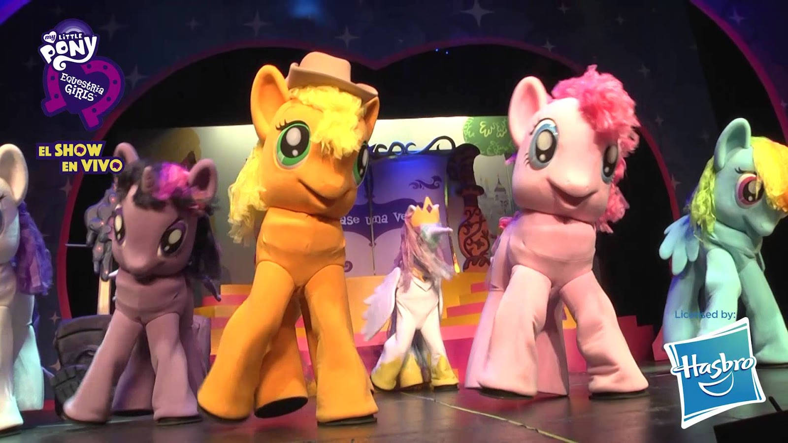 Equestria Daily Mlp Stuff Equestria Girls Live Show Highlights