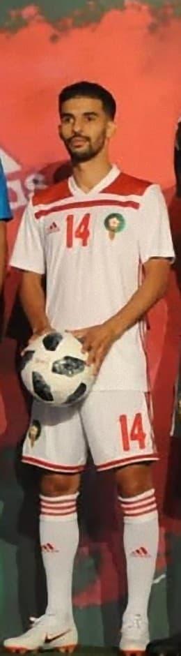 モロッコ代表 2018 ユニフォーム-ワールドカップ-アウェイ