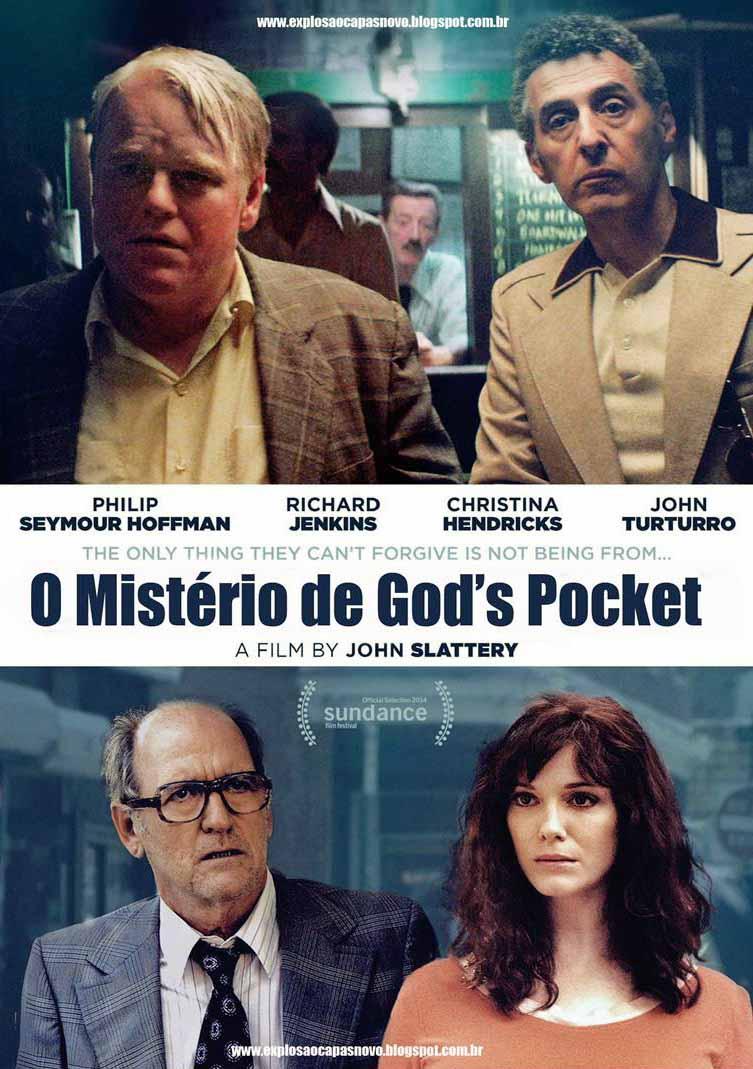 O Mistério de God's Pocket Torrent – Blu-ray Rip 1080p Dual Áudio (2015)