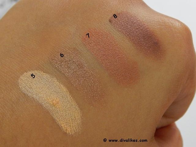 35k 35 Color Koffee Eyeshadow Palette