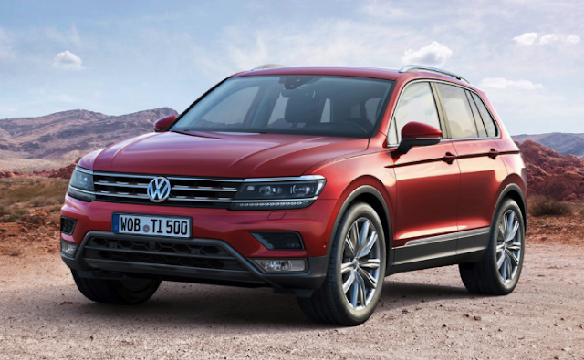 Review and Release 2018 Volkswagen Tiguan: We Finally Sample the U.S. Version