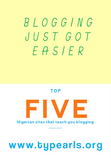 NIGERIAN BLOGGING