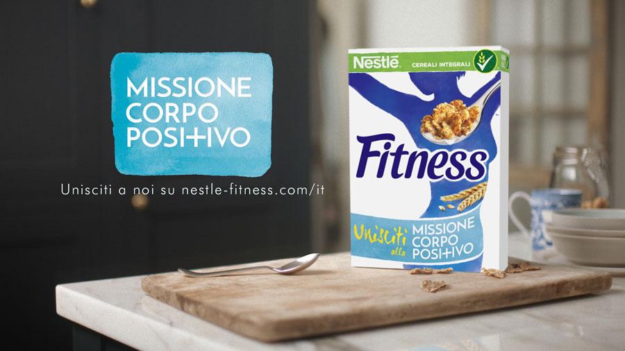 Nestlè Fitness confezione