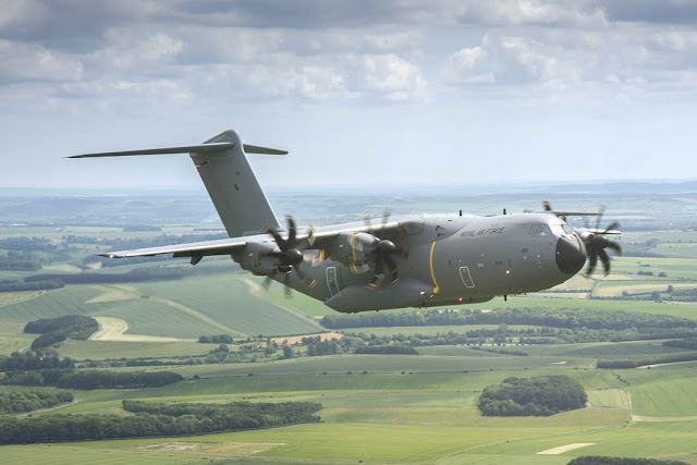 RAF receives A400 Atlas