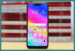 oppo a3s, oppo, android oreo, android pie, full display