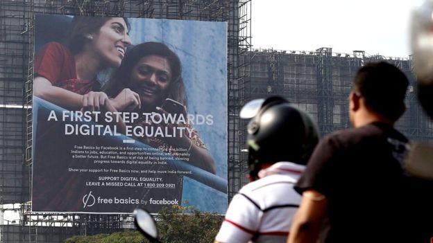 Serviço 'Free Basics' do Facebook é suspenso no Egito