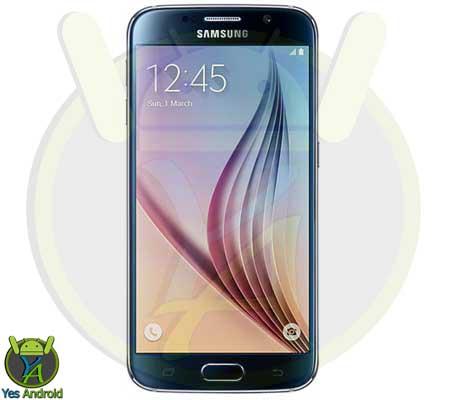 G920IDVU3EPFC Android 6.0.1 Galaxy S6 SM-G920I