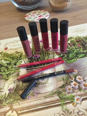 La nostra collezione di Liquid Lipstick Wjcon cosmetics