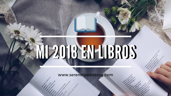 ¡Mi 2018 en libros!