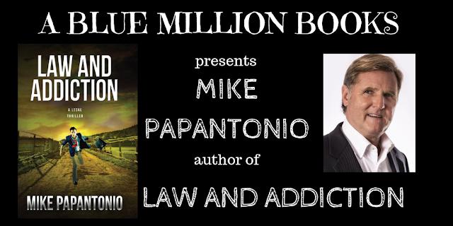 FEATURED AUTHOR: MIKE PAPANTONIO