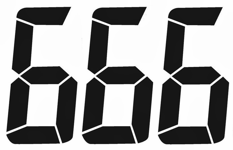 Penelaahan Sifat-sifat Bilangan 666 Secara Matematika