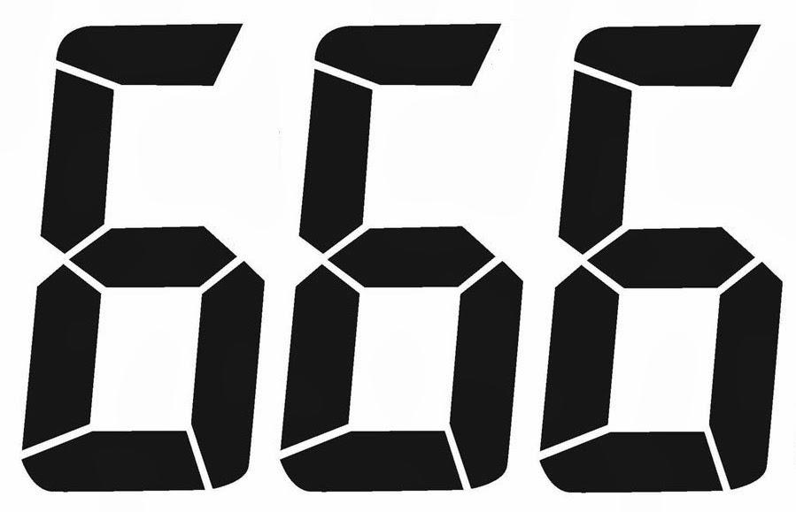 yang sampai sekarang masih menjadi sebuah misteri tentang kekeramatan angka tersebut Penelaahan Sifat-sifat Bilangan 666 Secara Matematika