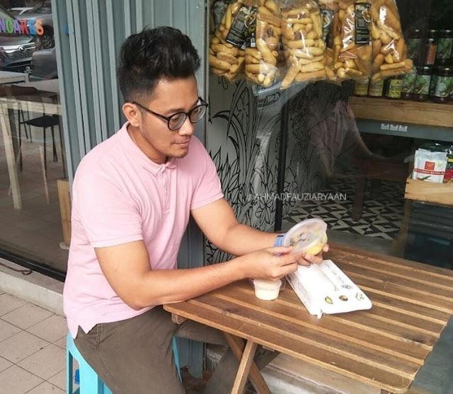 PUDING RAJA PEKAN MENU ASLI PAHANG DI FOOD MARKET