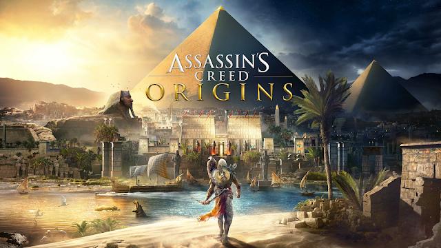 Assassin's Creed Origins - nos premieres impressions