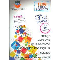 Zeka Küpü 8.Sınıf TEOG 2.Dönem 3lü Deneme Sınavı (2015)