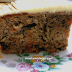 Kek Carrot, Walnut Dengan Topping Cream Cheese Mudah