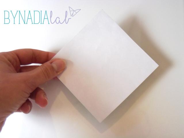 carta origami bynadialab