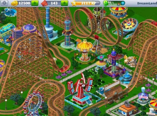 Roller Coaster Tycoon 4 Mobile Mod Apk