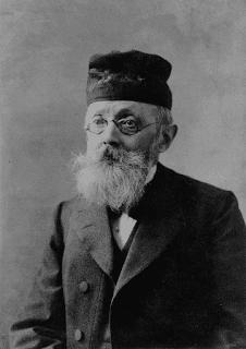 retrato bernhard tollens imagem foto