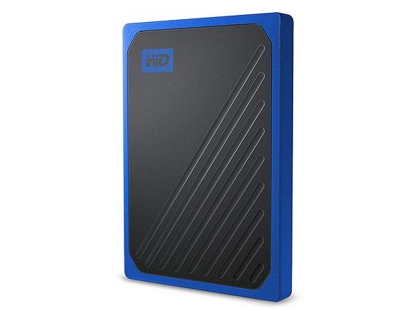 تطلق Western Digital وحدة التخزين المحمولة My Passport Go SSD