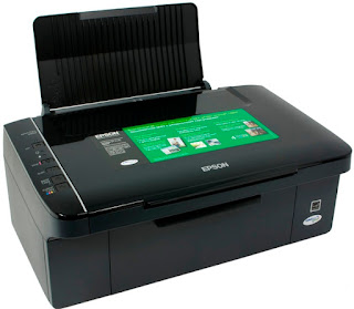 EPSON Easy Photo Print is a software application that allows yous to easily layout as well as prin Download Epson Stylus TX117 Drivers