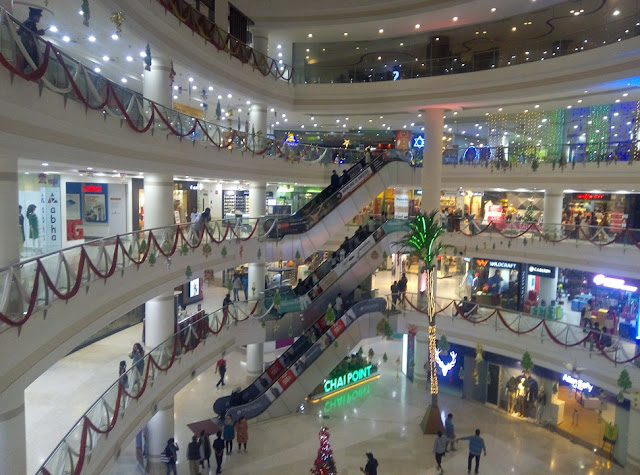 Royal Meenakshi Mall Atrium