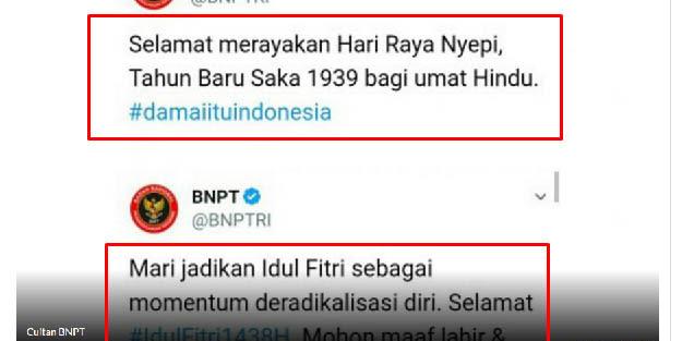 Sudutkan Islam, Kampanye BNPT Disemprot PP Muhammadiyah